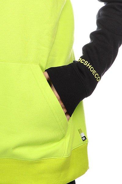 5f5807aa Купить толстовку сноубордическая DC Dryden Lime Punch (EDYFT03123 ...