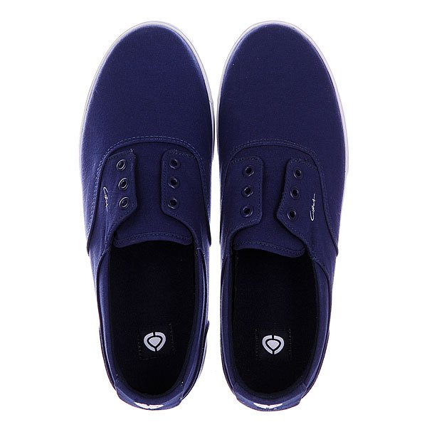 Кеды низкие Circa Valeoslip Nnw New Navy/White