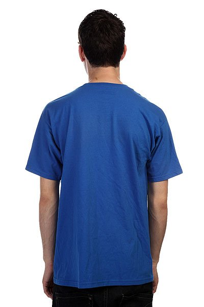 Футболка Circa Strike One Royal Blue