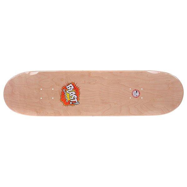 Дека для скейтборда Blast Griffin Green 31.5 x 8.25 (21 см)