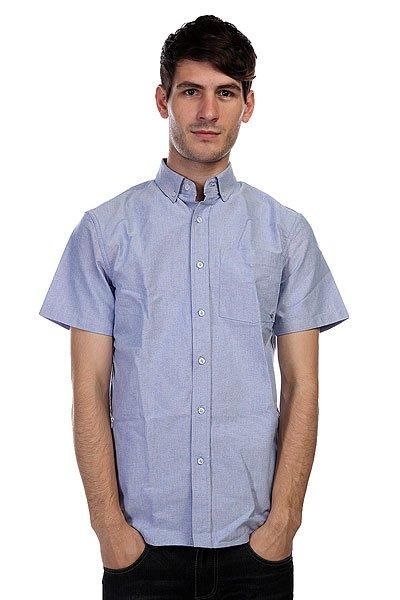 Рубашка Diamond Statesman Button Up Cobalt