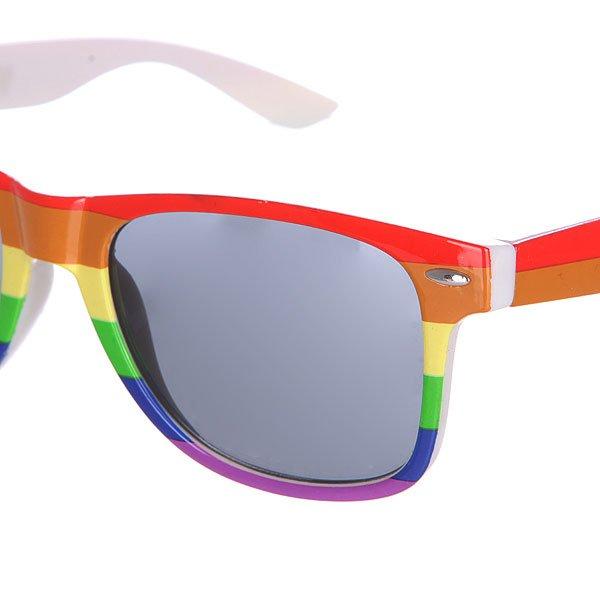 Очки TrueSpin Rainbow White Rainbow