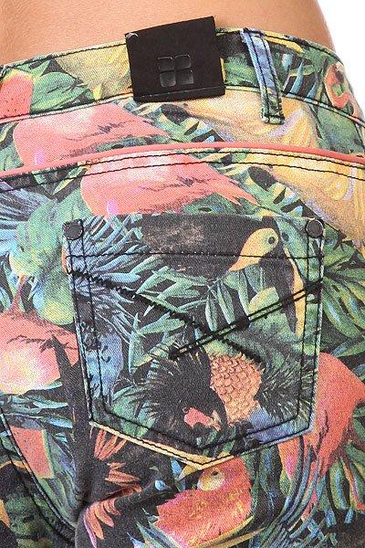 Джинсы узкие женские Insight Tropico Rundown Troppo