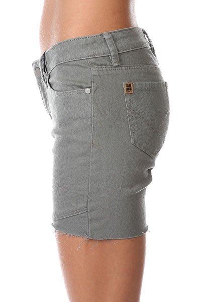 Шорты джинсовые женские Insight Jean Dusty Sage