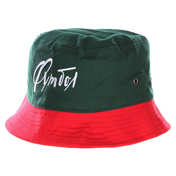 Панама Запорожец Футбол Dark Green/Red