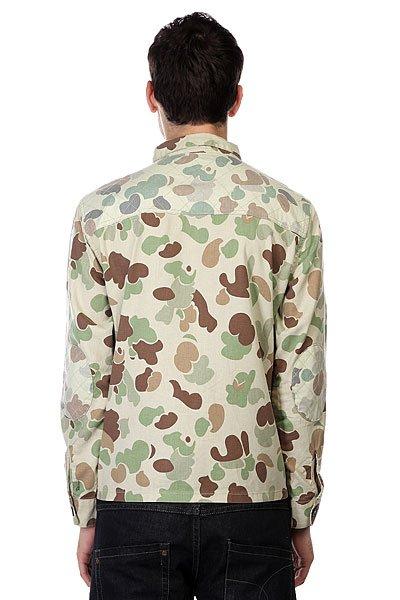 Рубашка Insight Osama Bin Smokin Kool G Khaki
