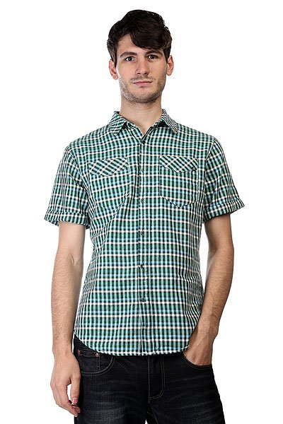 Рубашка в клетку Insight Ge Nang Amazon