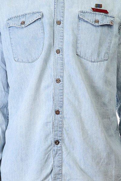 Рубашка Insight Duane Bleach Blue