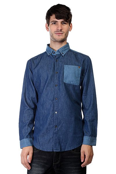 Рубашка Insight Mind Fool Vintage Blue