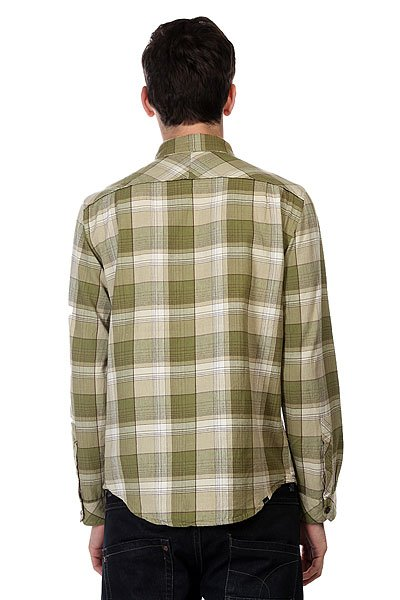 Рубашка в клетку Insight Jin n Tonic Trenches