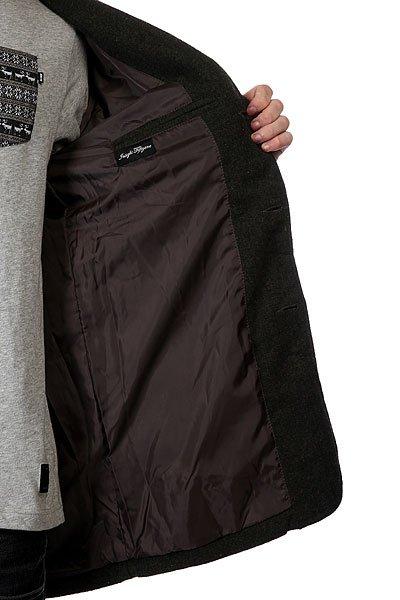 Пальто Insight Superficial Berto Green