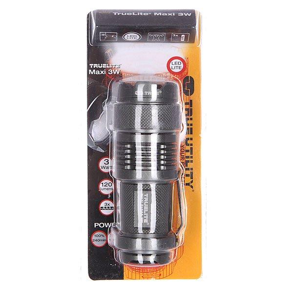 Фонарь True Utility Truelite Maxi 3w Tu100 Grey