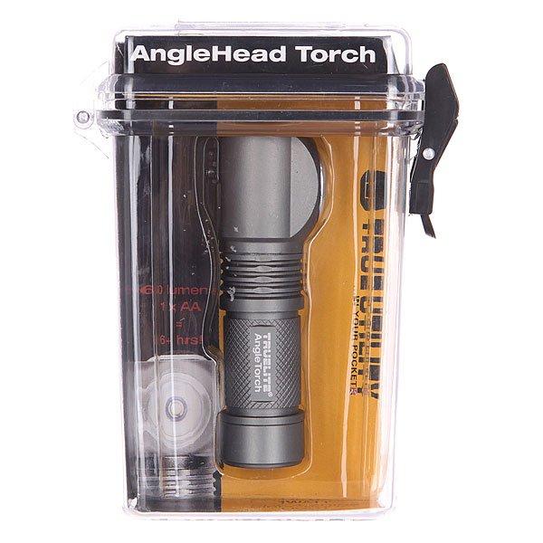 Фонарь True Utility Angle Head Torch Grey