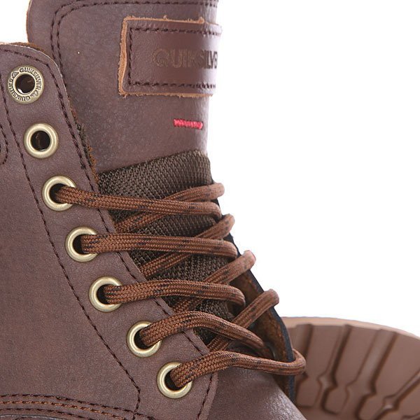 Ботинки детские Quiksilver Mission Boot Youth Brown