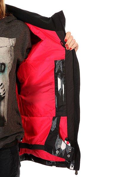 Куртка женская Roxy Jetty Ikat Arrow Egret