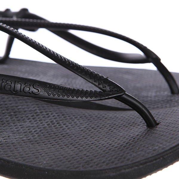 Сандалии женские Havaianas FLB Fit Black
