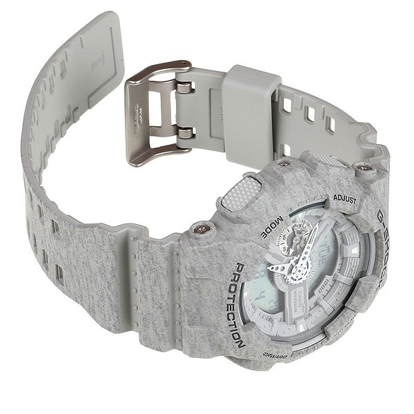 Часы Casio G-Shock Ga-110ht-8a Grey