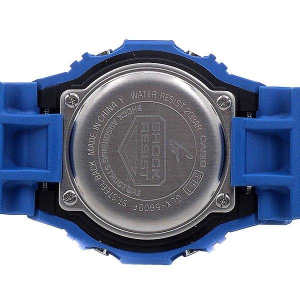 Часы Casio G-Shock Glx-5600f-2e Blue