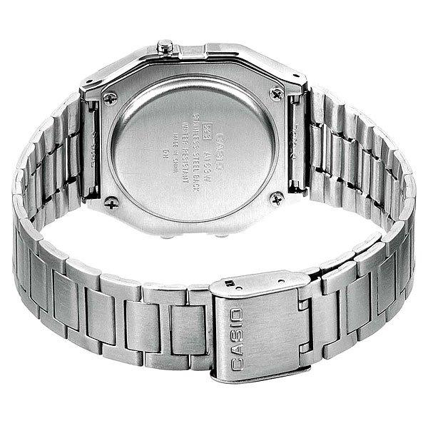 Часы Casio Collection A-163wa-1 Grey
