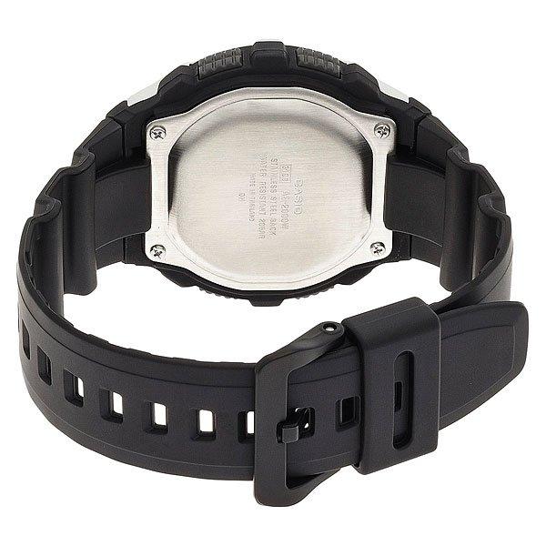 Часы Casio Collection Ae-2000w-1a Black/Grey