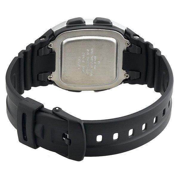 Часы Casio Collection Aq-180w-1b Black/Grey