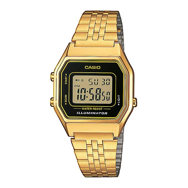 Часы женские Casio Collection La680wega-1e Gold