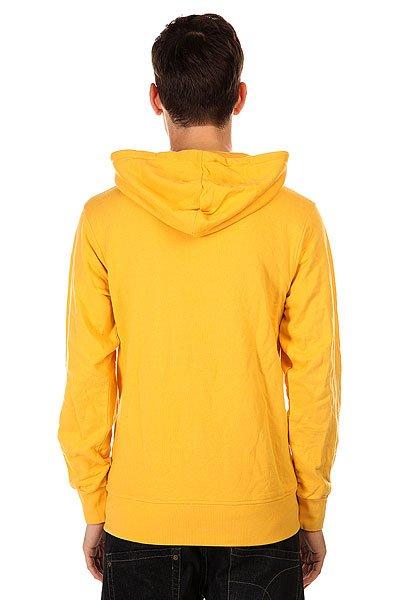 Толстовка кенгуру Element Signature Yolk Yellow