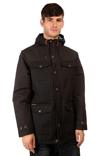 Куртка Element Hemlock Wool Black