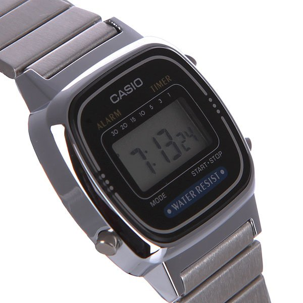 Часы Casio Collection La670wea-1e Grey