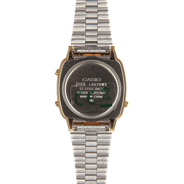 Часы Casio Collection La670wega-1e Gold