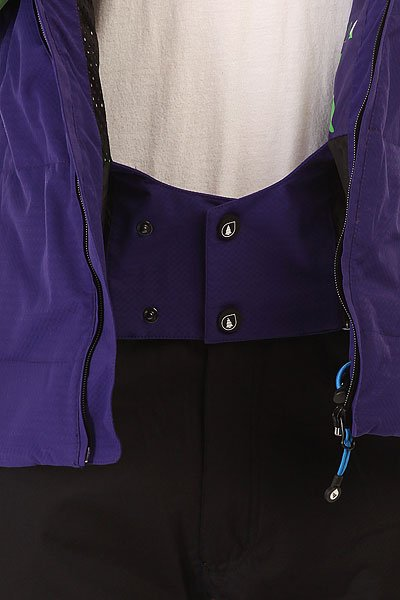 Куртка Picture Organic Respect Jkt Purple/Green