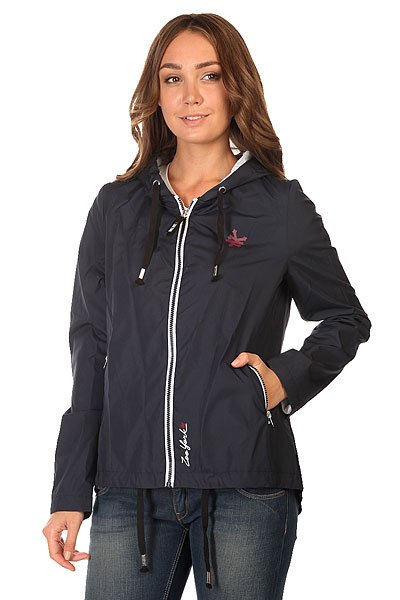 Ветровка женская Zoo York All Season Rain Jacket Blueprint