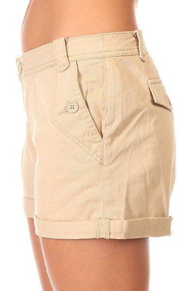 Шорты классические женские Zoo York Best Shorts Trader