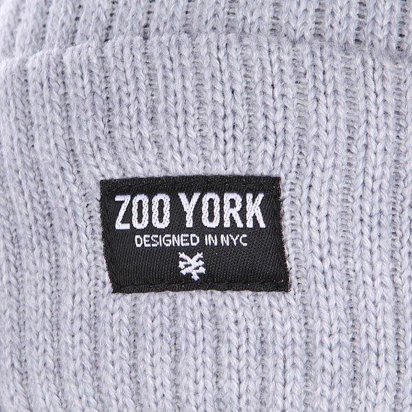 Шапка Zoo York Young Grey