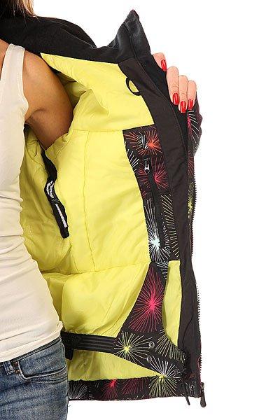 Куртка женская Roxy Jet Ski Jk J Snjt Deepa