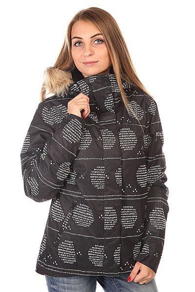 Купить Куртка женская Roxy Jet Ski Jk J Snjt Aqua Dots 1129979