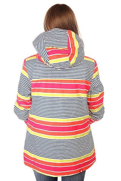 Куртка женская Roxy Jetty Jk J Snjt Sail Away Limeade