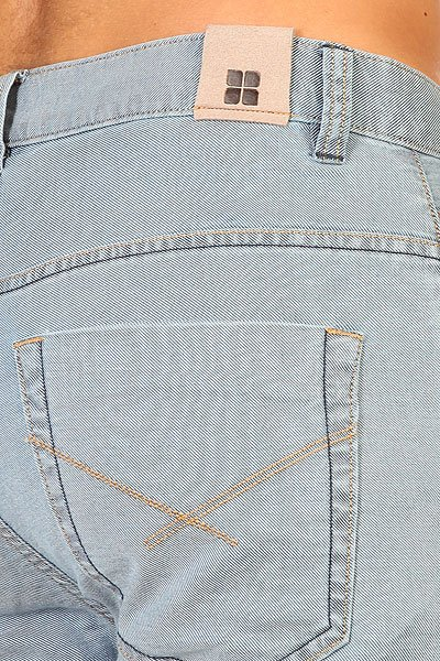 Штаны прямые Insight Classic Mid Blue Stone