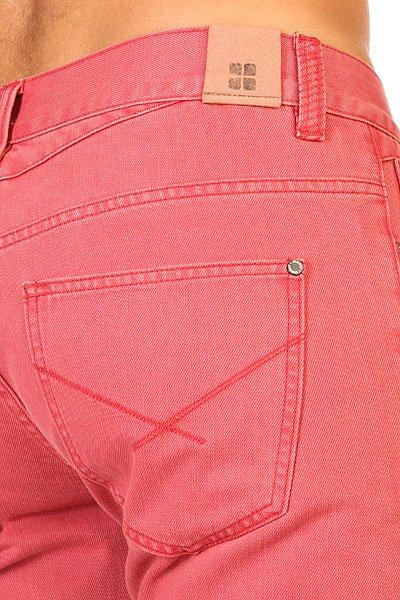 Джинсы узкие Insight Awesome Haring Red