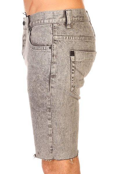 Шорты джинсовые Insight Jeans Grey Acid