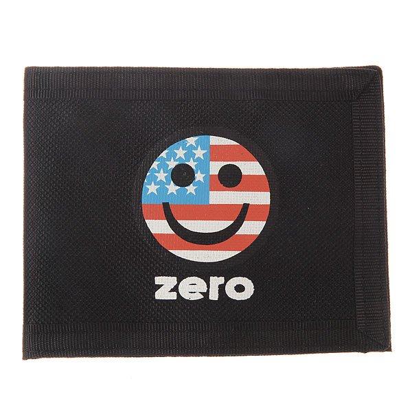 Кошелек Zero Usa Bi-fold Happy Face