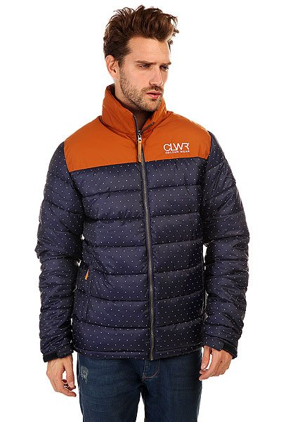Пуховик CLWR T Jacket Patriot Dot