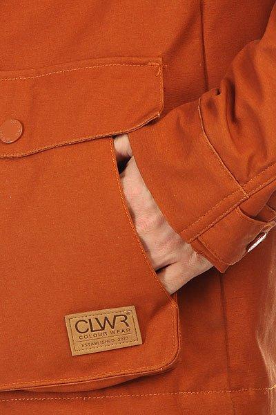 Куртка зимняя CLWR M15 Jacket Adobe