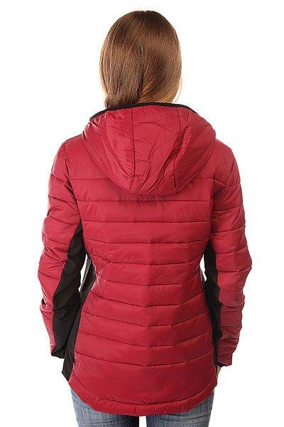 Пуховик женский Colour Wear Cub Jacket Burgundy