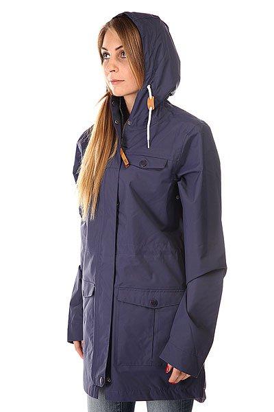 Куртка женская Colour Wear Jetty Parka Patriot Blue