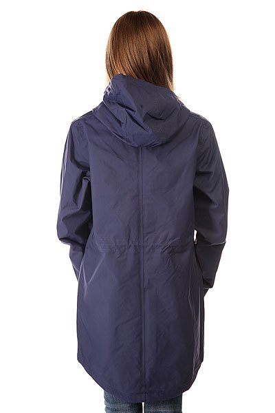 Куртка парка женская Colour Wear Jetty Parka Patriot Blue