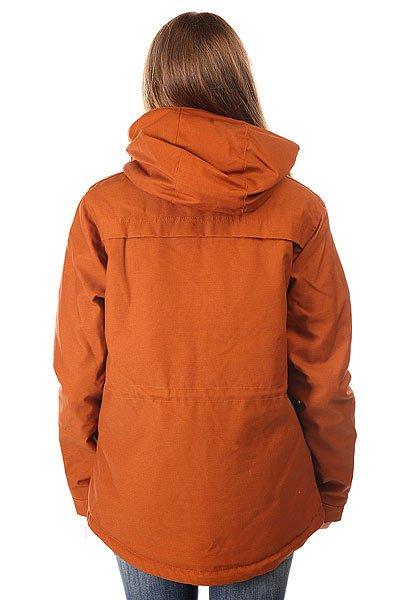 Куртка парка женская Colour Wear Dust Jacket Adobe