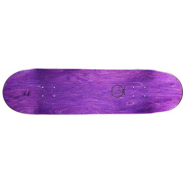 Дека для скейтборда Nord Skateboards Море Multicolor 33.25 x 8.5 (21.6 см)