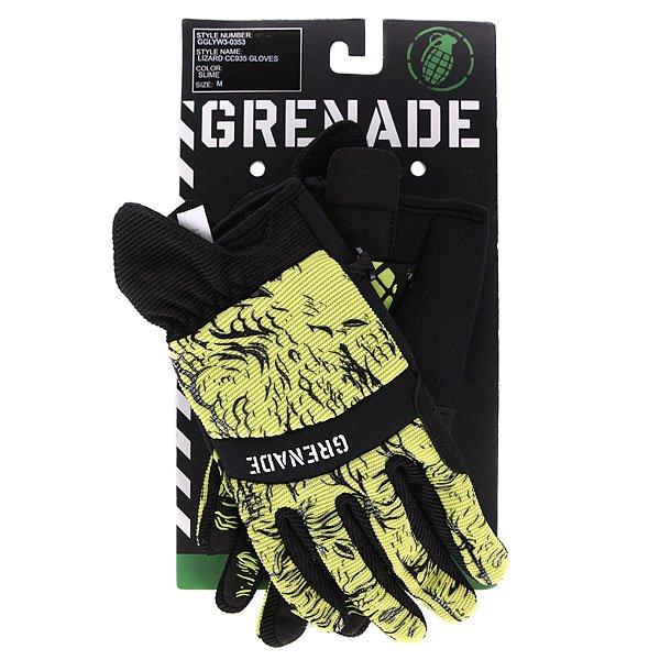 Перчатки детские Grenade Lizard Slime