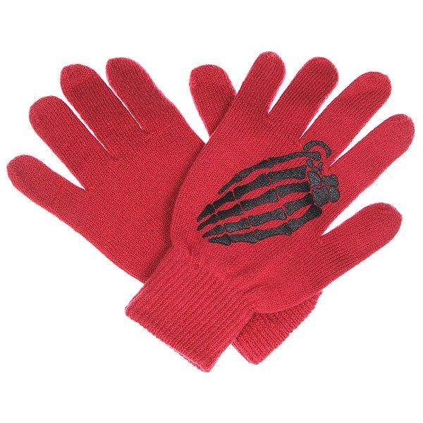 Перчатки Grenade Crypt Glove Red
